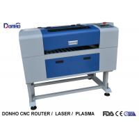 Buy cheap Industrial Laser Engraving Machine For Cloth / Leather / Paper / Acrylic Cutting product