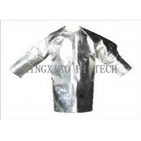 Buy cheap Flame Proof Chemical Fire Protection Suit Products High Temperature Resistant product