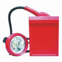 Buy cheap Lithium Electric Mining Lamp with Long Lifetime, Eco-friendly and Safe product