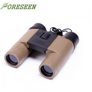 Buy cheap Folding High Powered Compact Waterproof Binoculars Lightweight 10x25 For Adult Kids product