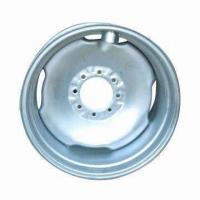 Buy cheap W12X24 Irrigation Wheel Rim with Tire Type 13.6-24 product