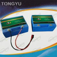 China E Motion Caddy Lithium Golf Trolley Battery12V 12.8V 16Ah / LiFePO4 Batteries on sale