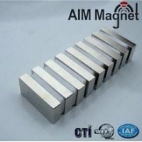 Buy cheap Block Strong neodymium magnets for water meters product
