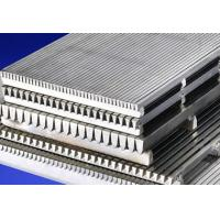Flat Welded Wedge Wire Industrial Screens Q25 12S Profile For Liquid Filtration
