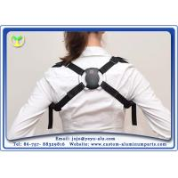 Quality CNC Machined Sand Blasting Aluminum Anodizing Service For Smart Back Brace for sale