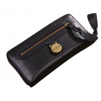 Buy cheap Black classic genuine leather wallets product