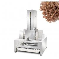 Buy cheap Chocolate Slicing Food Industry Machines Electric Chocolate Chip Crumb Scraper Machine product