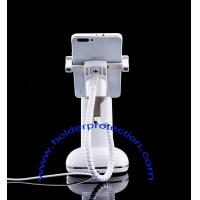 China Gripper alarm holders for mobile phone security display stand on sale