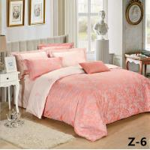 Bamboo-fiber Bedding set ! really Beautiful and Comfortable to Sleep !