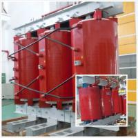 China 6.6 KV - 160 KVA Dry Type Transformer With Silicon Steel Sheet Core AN / Customized on sale