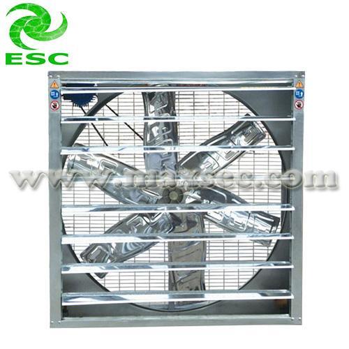 Greenhouse Shutter Fans : High reliability greenhouse shutter system exhaust fan