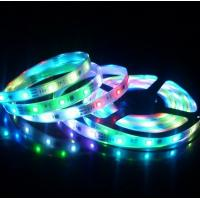 Buy cheap 14.4w /m Colorful SMD Led Lighting Strips Ip65 18lm /Led , Size L5000*W8mm product