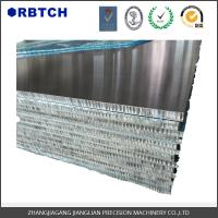 Buy cheap Customized Design Aluminum Aluminum Honeycomb Panel product