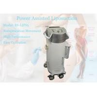 China High Pressure Vacuum Suction Arm Liposuction Machine For Weight Loss on sale