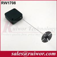 Buy cheap RUIWOR RW1708 Square Anti-theft Recoiler with Gummy ABS Plate Terminals product