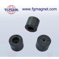 China Bonded NdFeB Ring Magnets on sale
