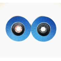 Buy cheap 5 inch Stainless Steel VSM Zirconium Oxide Flap Disc product