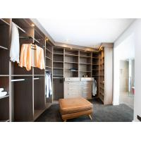 Buy cheap 9mm Particleboard Bedroom Closet Storage Systems , Corrosion Resistant Open from wholesalers