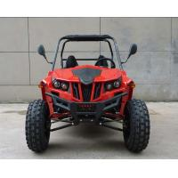China Footbrake / Hydraulic Disc 150cc Gas Utility Vehicles For Kids / Adults EEC EPA DOT on sale