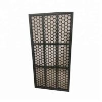 Buy cheap API 120 1165*585mm Steel Framed Shaker Screen For Soild Control System and Solid Liquid Separation product