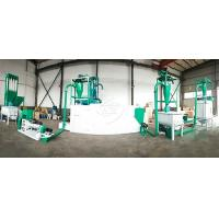 Buy cheap Convenient Using Feed Pellet Production Line For Producing Floating Fish Food product