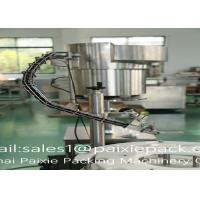 Buy cheap Sunflower Peanut Oil Piston Filling Machine Customized Packing High Accuracy from Wholesalers