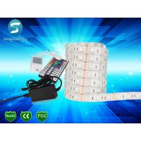 Buy cheap RGB 5050 SMD 120 Degree Beam Angle LED Strip Waterproof  For DChrismas days from Wholesalers