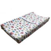 Buy cheap Portable Wedge Changing Mat , Washable Baby Touch Cover Change Table Mat  product