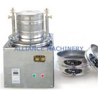 Buy cheap S49-200 Sieving Machine 1/2/3/4/5 Layer With Vibration Several Size Mesh product
