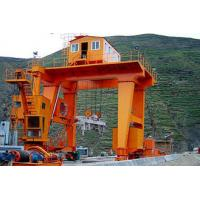 Buy cheap Electric Dam Top Double Girder Gantry Crane For Hydraulic Equipment Transport Lifting Industrial product