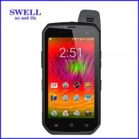 Buy cheap 4G LTE IP68 Military Spec Smartphone , Dual Sim Cell Phones with NFC from Wholesalers