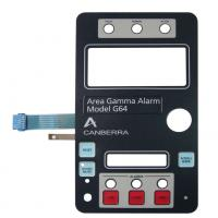 Buy cheap Custom Touch Screen Flexible Membrane Switch Embossing with Metal Dome product