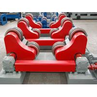 Buy cheap Spray Painting Automatic Welding Equipment Welding Rotators With  Lead Screw product