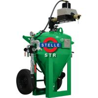 Buy cheap Air Blast Sand Blasting Machine Building Surface Cleaning Wood Restoration product