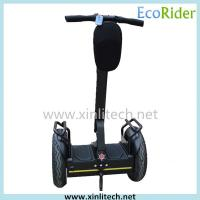 Self Balance Electric Scooter , Police Scooters Segway 800mm - 1100mm Adjustable Handle