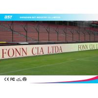 Buy cheap Pixel Pitch 16mm Football Stadium Advertising Boards 1R1G1B With High Contrast product