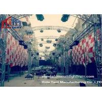 Buy cheap 300 x 300mm Aluminum Roof Truss System For Party Festival Celebration product
