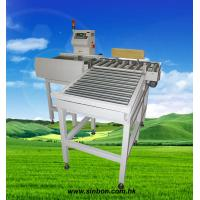 Buy cheap Automatic online heavy duty checkweigher conveyor weight scale product