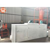 Buy cheap Shrimp Fish Feed Production Plant With Feed Crumble Machine 1-15 MM Pellet product