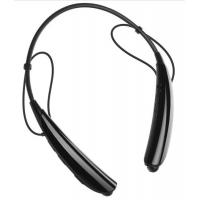 Buy cheap White sport bluetooth headphones fashionable 10 Meters Working Distance product
