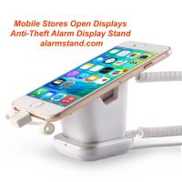 Buy cheap COMER gsm smart phone retailers stores anti theft alarm devices tablet  desk stand plastic holder product