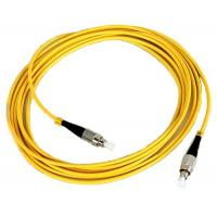 China SM DX 3.0mm Optical Fiber Patch Cable FC-FC Fiber Patch Cord for Local Area Networks on sale