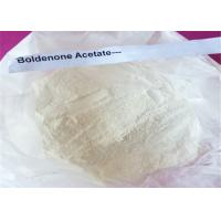 Buy cheap Anabolic Boldenone Acetate Raw Powders Anabolic Steroid Hormone CAS 846-46-0 product