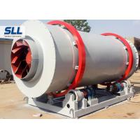 Buy cheap Multi Functional Sand Drying Equipment , Industrial Sand Dryers Three Cylinder product