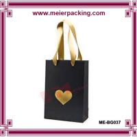Buy cheap Customized Shopping Paper Bag And Personalised Paper Bags For Clothing ME-BG037 product