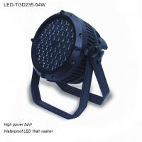 China 108W round exterior IP65 high power LED Wall washer light for flat decorative on sale
