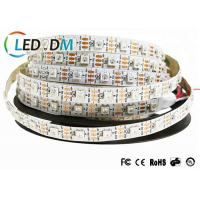 Buy cheap Individually Addressable RGB Led Strip Programmable WS2812B With 3M Back Adhesive product