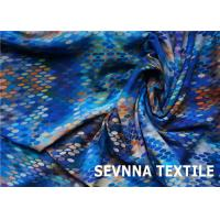 Knit Circular Recycled Swimwear Fabric Soft Touch Comfort Resistant SPF 50 Rate