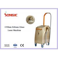Buy cheap 1550nm Erbium Glass Fiber Laser Machine for Wrinkle removal from Wholesalers