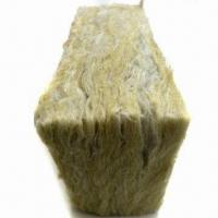 Buy cheap Rockwool Insulation, Used in Building Construction and Industrial Plants product